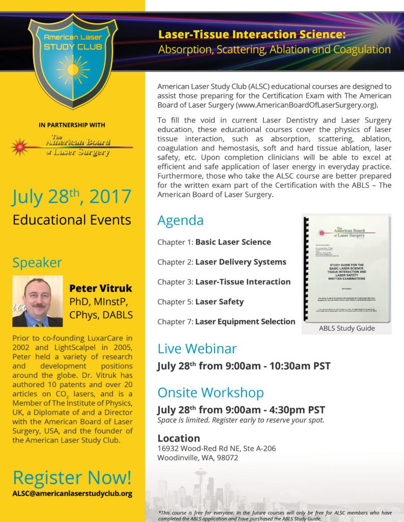 american laser study club event 07-28-2017