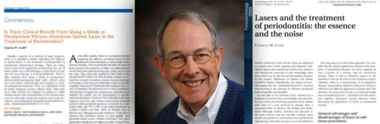 Charles M. Cobb, DDS, Laser Dentistry New Member