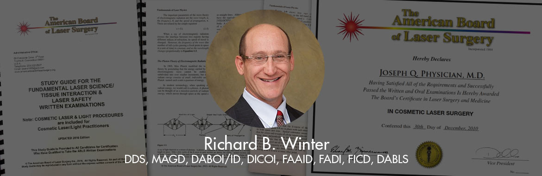 richard winter laser surgery