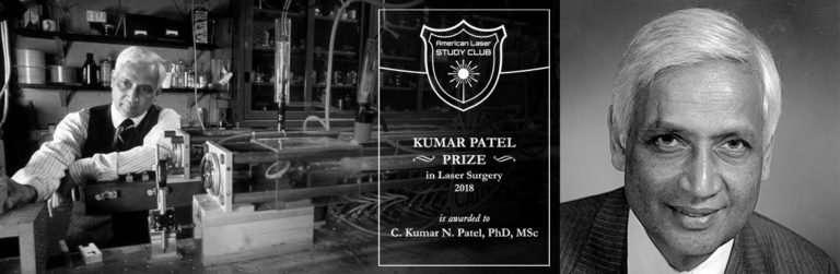 C. Kumar N. Patel Prize in Laser Surgery
