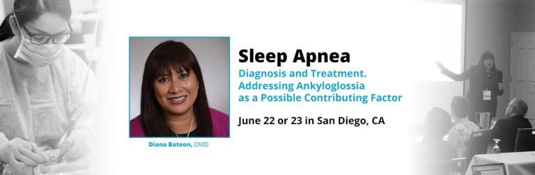 batoon sleep apnea san diego course