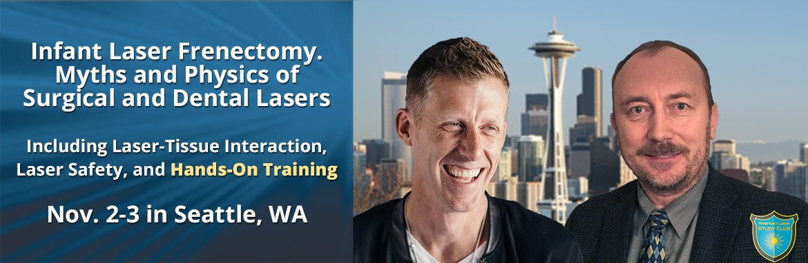laser frenectomy course seattle nov 2018