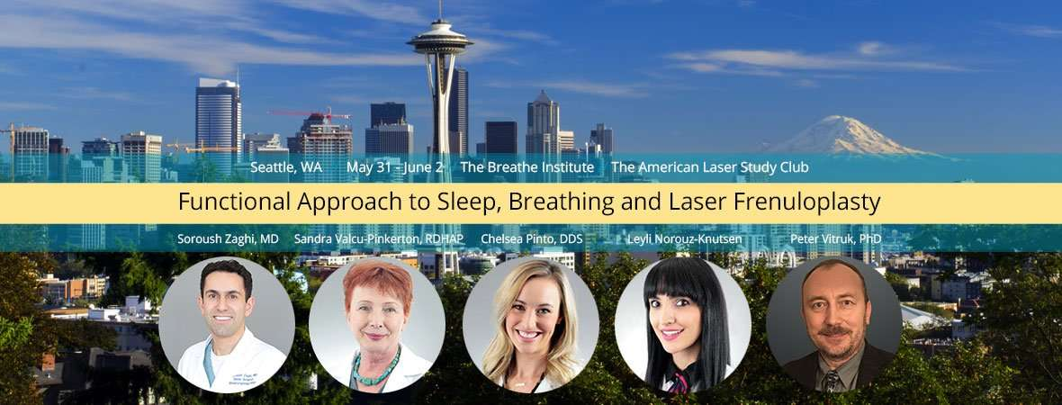 Seattle Frenectomy CE Course 2019