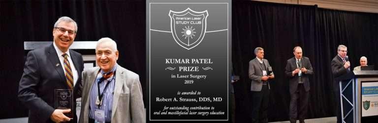 Robert Strauss Prize Recipient