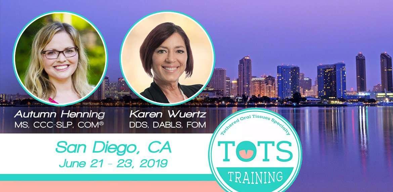 Wuertz Henning San Diego TOTS Course 2019