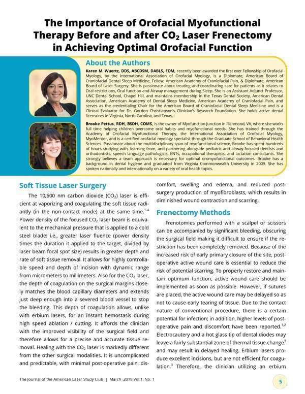 Importance of Orofacial Myofunctional Therapy