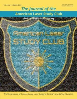 Journal of the American Laser Study Club - April 2018-1 Journal of the American Laser Study Club - March 2019