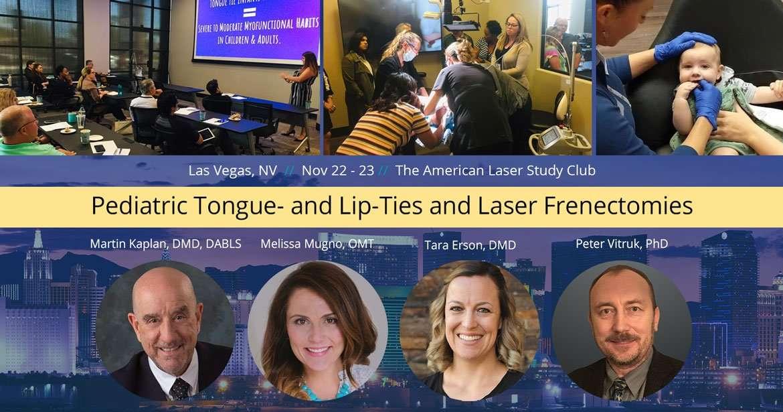 Las Vegas Tongue Tie Course 2019