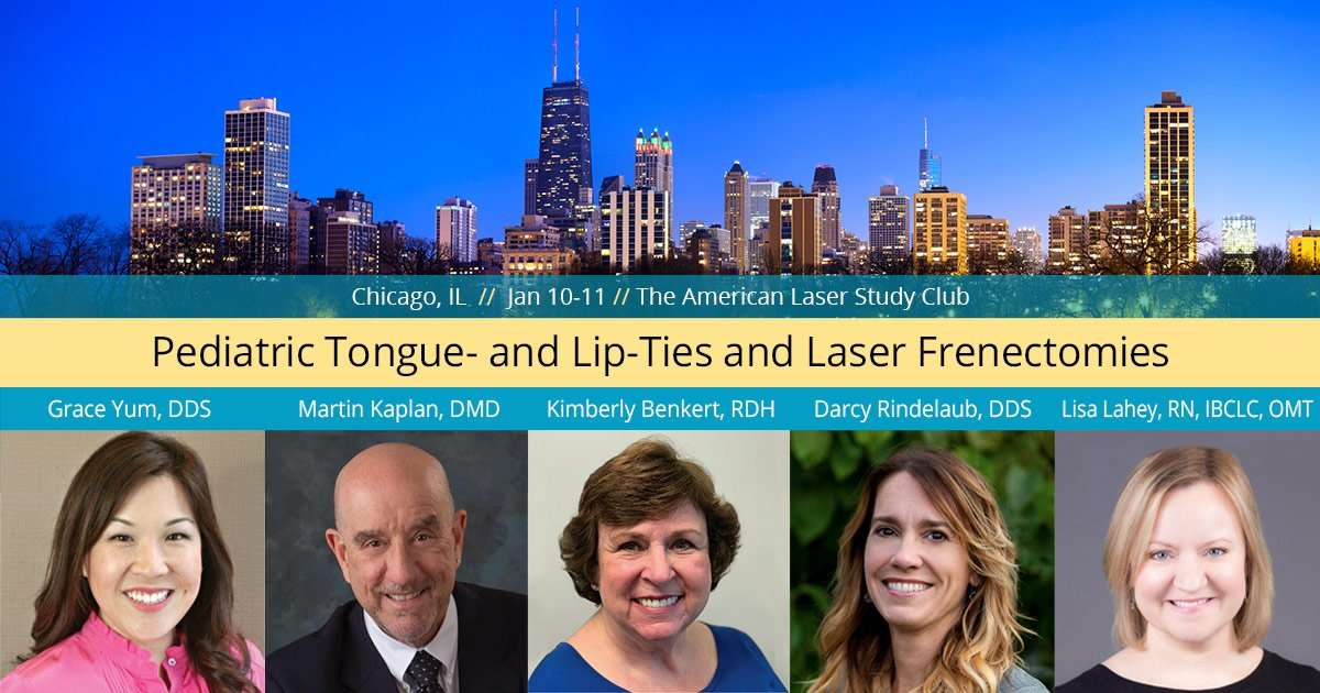 Frenectomy Course Tongue Tie Chicago