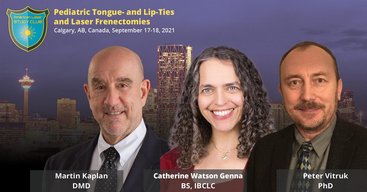 Calgary Tongue Tie Course 2021