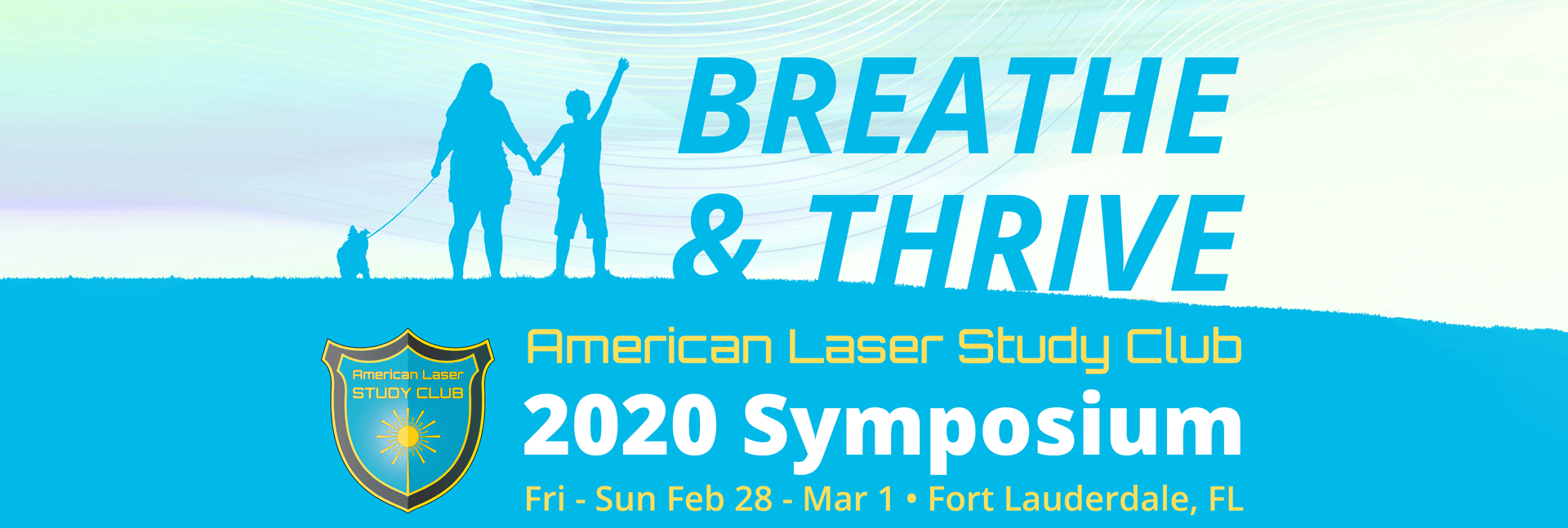 breathe and thrive laser surgery conference 2020 ALSC Symposium