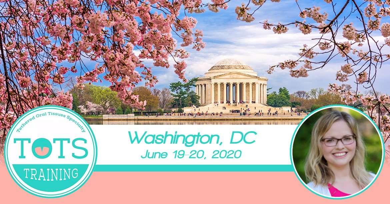 TOTS Washington DC 2020 Course