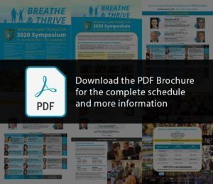 2020 Symposium Brochure