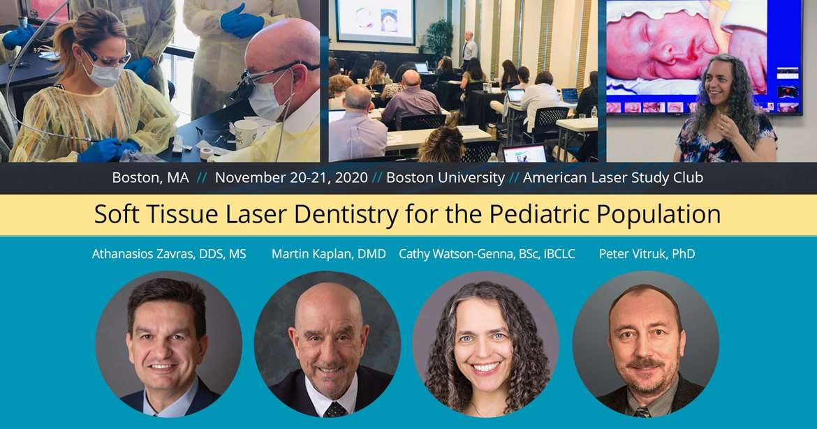 Frenectomy Course in Boston 2020