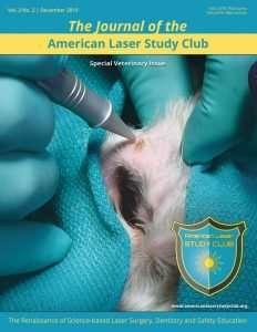 veterinary laser journal 2019