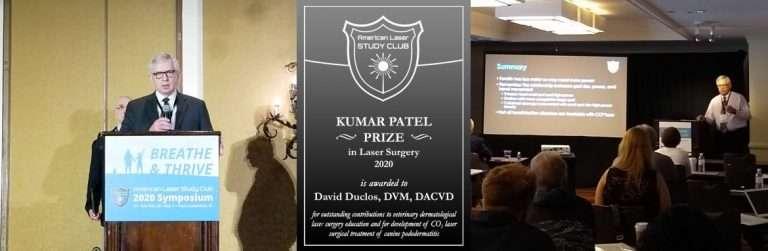 David Duclos Prize Recipient