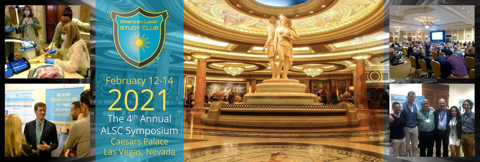 2021 Symposium at Caesars Palace Las Vegas