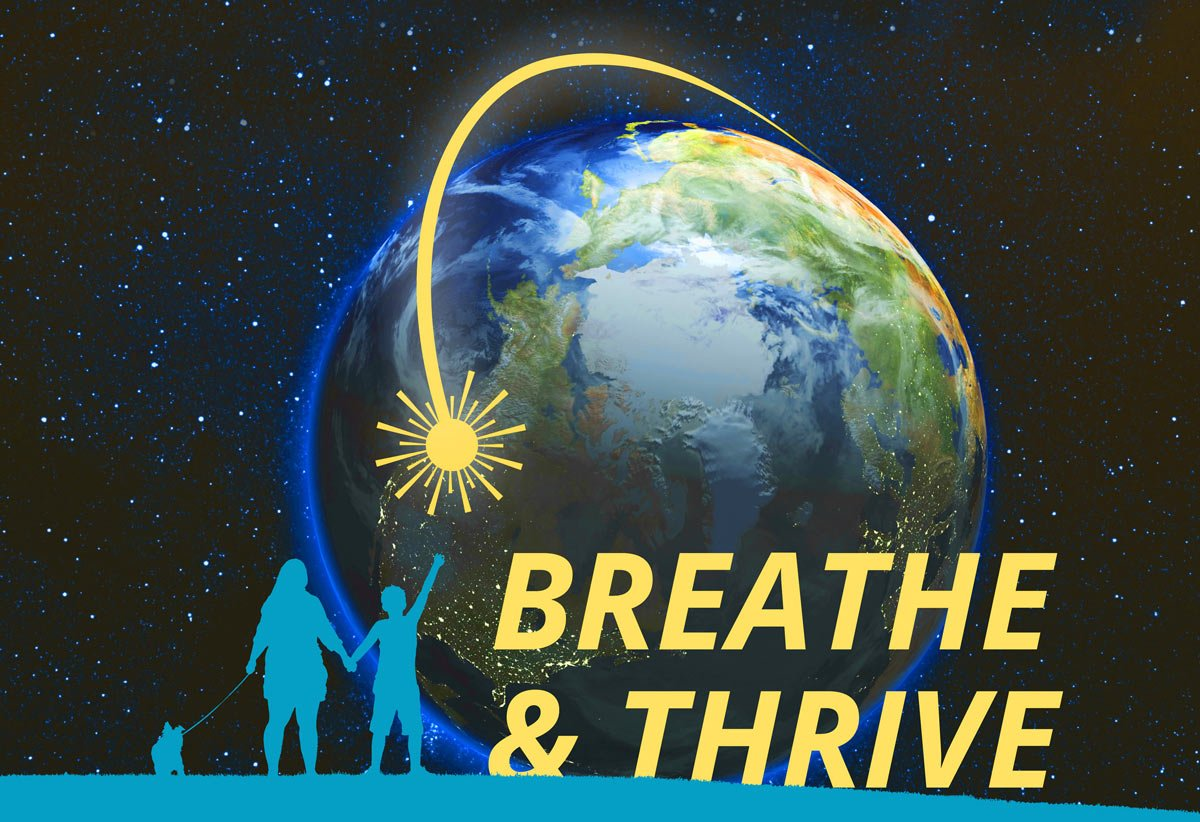 Breathe and Thrive 2021 Online Symposium
