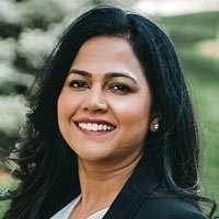 Photo of Supriya K. Shetty