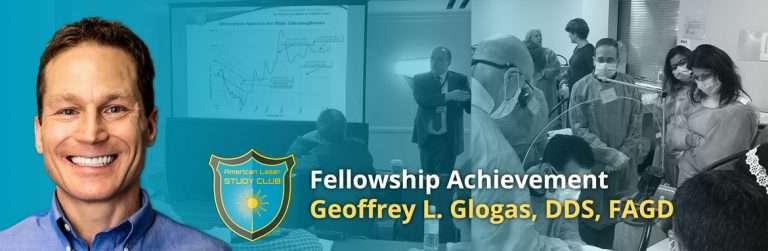 Fellowship Achievement Geoffrey L. Glogas