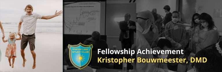 Kristopher Bouwmeester Fellowship Achievement