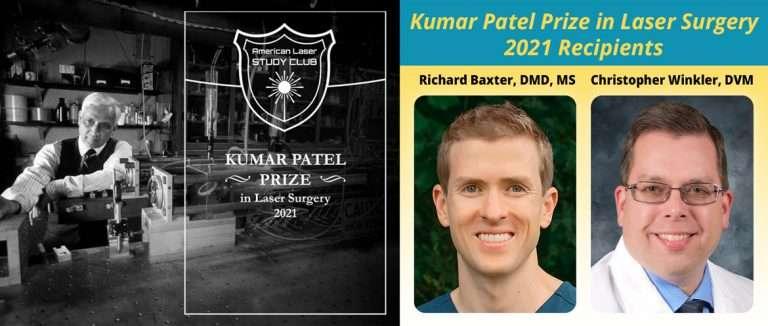 2021 Patel Prize Winners