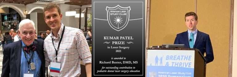 Richard Baxter Prize Recipient
