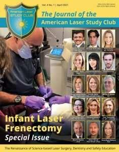 2021 infant laser frenectomy journal