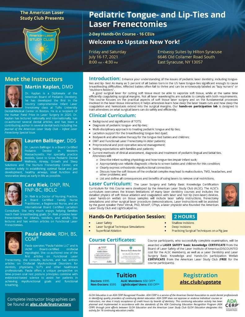 Course Flyer