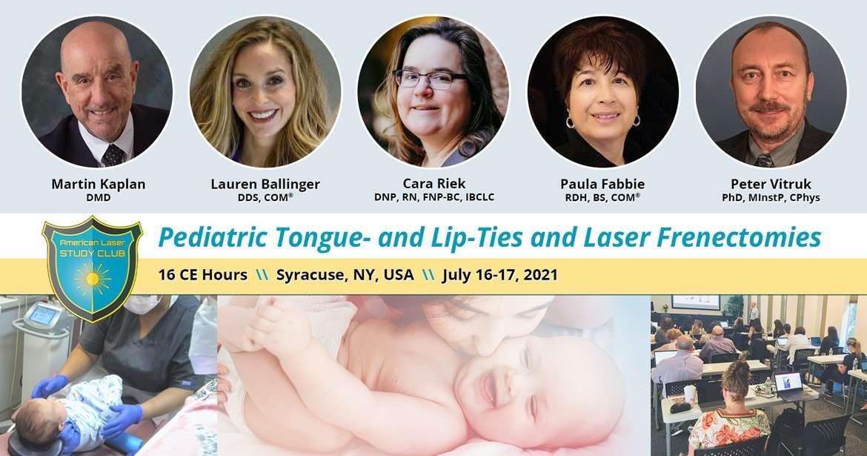 Tongue Tie CE Course 2021