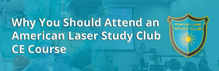 why attend an alsc dental ce course