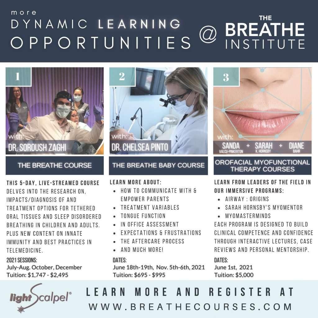 The Breathe Institute Courses