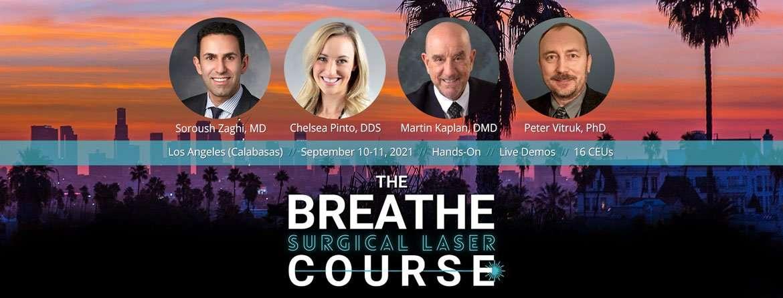 Breathe Laser Course