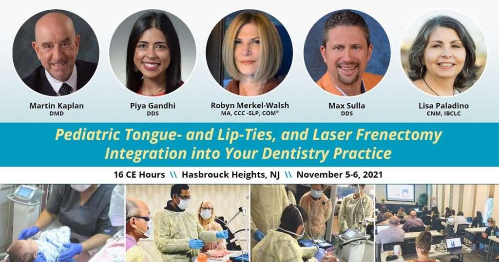 Tongue Tie Dentistry Course